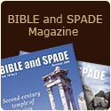 Bible and Spade magazine